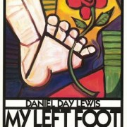 Promotional poster for My Left Foot: The Story of Christy Brown