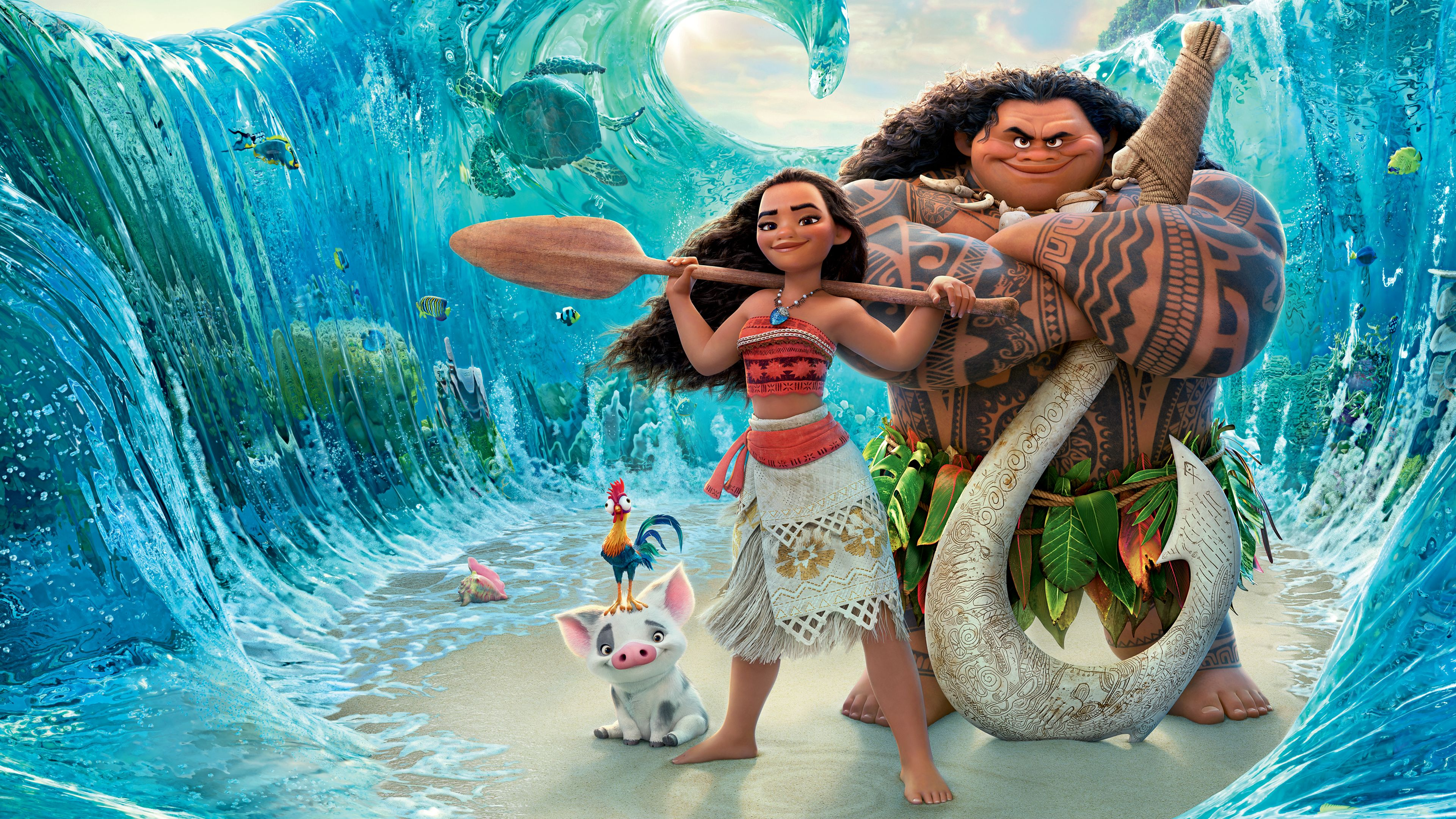 Four Moana Soundtracks That Teach Us Ways To Better Understand Ourselves